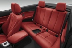 Picture of 2016 BMW 228i Convertible Rear Seats