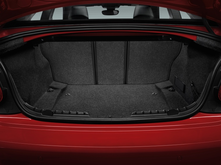 2017 BMW 2-Series M Coupe Trunk Picture