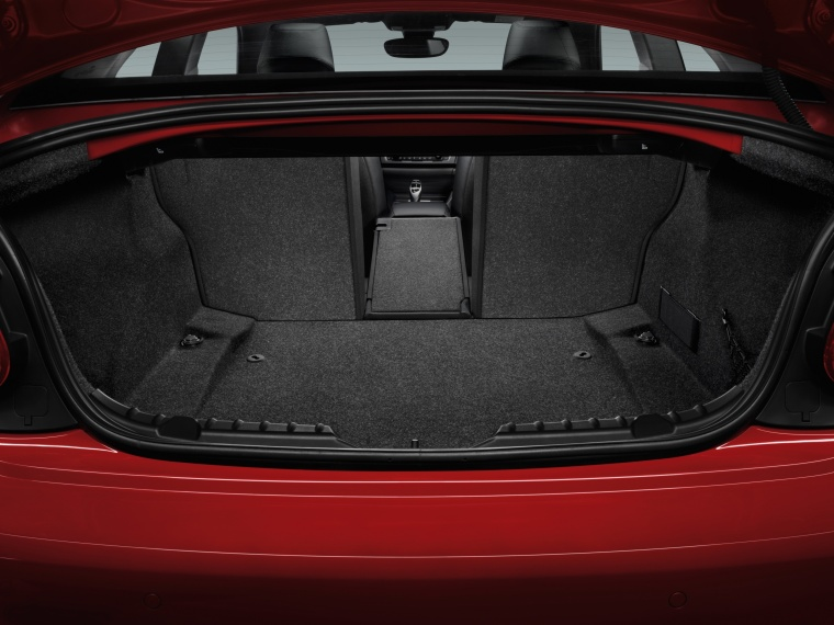 2017 BMW 2-Series M Coupe Trunk