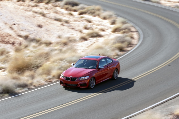 2017 BMW 2-Series M Coupe Picture