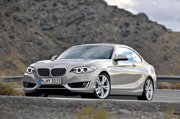 2017 BMW 2-Series Coupe Picture