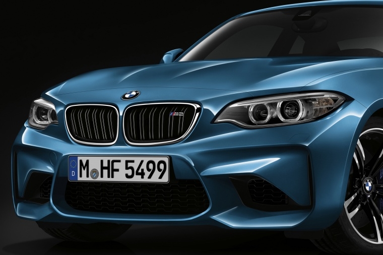 2017 BMW M2 Coupe Front Fascia Picture