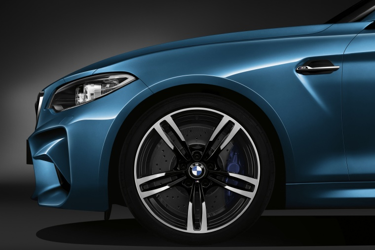 2017 BMW M2 Coupe Rim Picture