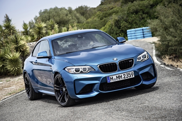 2017 BMW M2 Coupe Picture