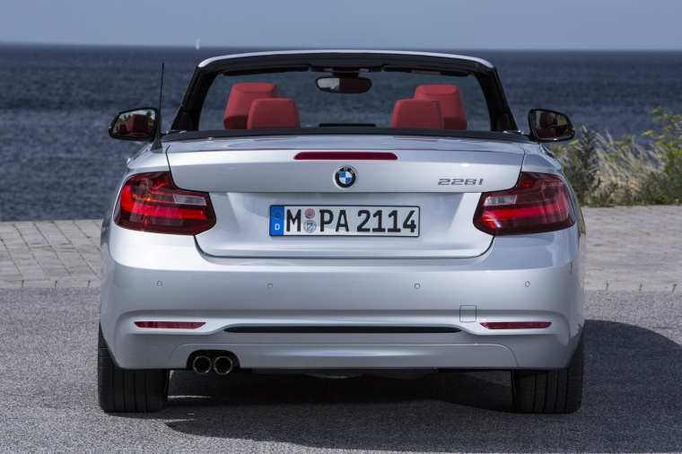2017 BMW 2-Series Convertible Picture
