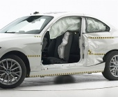 2017 BMW 2-Series IIHS Side Impact Crash Test Picture