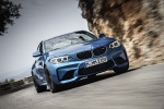 Picture of 2017 BMW M2 Coupe in Long Beach Blue Metallic