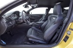 Picture of 2015 BMW M4 Coupe Front Seats in Black