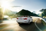 Picture of 2015 BMW 428i Convertible in Mineral White Metallic