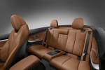 Picture of 2015 BMW 428i Convertible Rear Seats in Saddle Brown