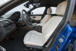 Picture of 2015 BMW 428i Gran Coupe Front Seats in Oyster