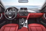Picture of 2015 BMW 435i Coupe Cockpit in Coral Red