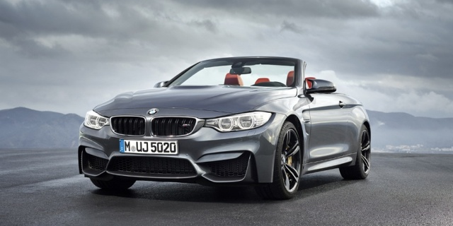 2015 BMW 4-Series Pictures