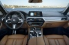 2018 BMW 540i Sedan Cockpit Picture
