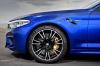 2018 BMW M5 Sedan Rim Picture