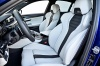 2018 BMW M5 Sedan Front Seats Picture