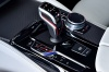 2018 BMW M5 Sedan Center Console Picture