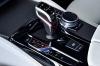 2018 BMW M5 Sedan Center Console Picture