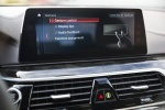 Picture of 2018 BMW 540i Sedan Dashboard Screen