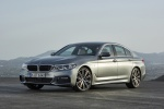 Picture of 2018 BMW 540i Sedan in Bluestone Metallic