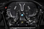 Picture of 2018 BMW M550i xDrive Sedan 4.4-liter twin-turbocharged V8 Engine