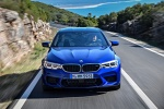 Picture of 2018 BMW M5 Sedan in Marina Bay Blue Metallic