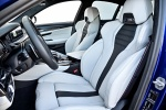 Picture of 2018 BMW M5 Sedan Front Seats