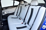 Picture of 2018 BMW M5 Sedan Rear Seats