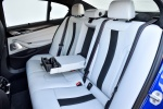 Picture of 2018 BMW M5 Sedan Rear Seats with Armrest