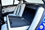 Picture of 2018 BMW M5 Sedan Rear Seats Folded