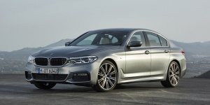 2018 BMW 5-Series Pictures