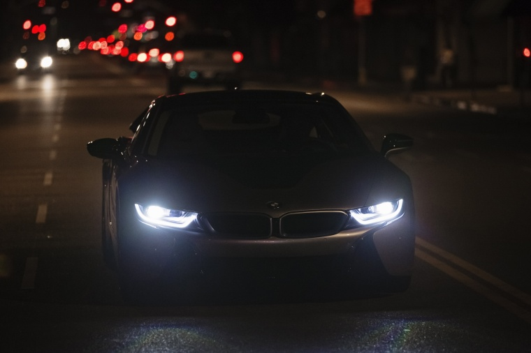 2016 BMW i8 Coupe Picture