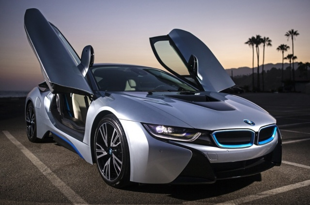 2016 BMW  i8 Picture
