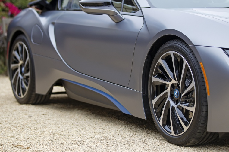 2017 BMW i8 Coupe Rims Picture