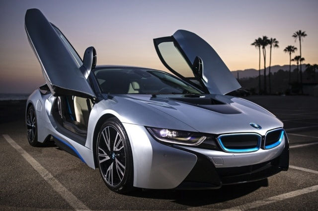 2017 BMW  i8 Picture