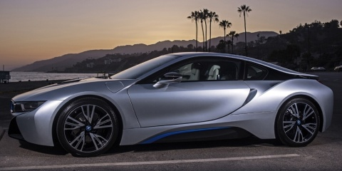 2017 BMW i8 Coupe Review