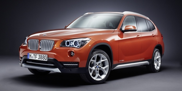 2015 BMW X1 Pictures