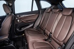 2018 BMW X1 xDrive28i Rear Seats in Mocha