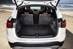 2018 BMW X1 xDrive28i Trunk in Mocha