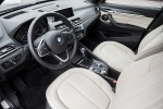 2018 BMW X1 xDrive28i Interior in Oyster