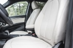 2018 BMW X1 xDrive28i Front Seats in Oyster