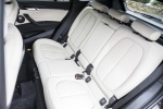 2018 BMW X1 xDrive28i Rear Seats in Oyster
