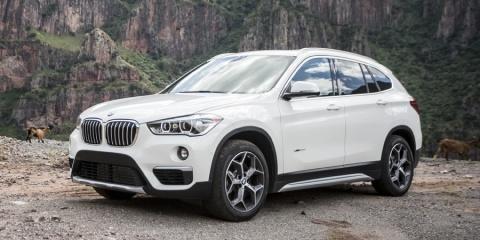 2018 BMW X1 sDrive28i, xDrive28i AWD Review