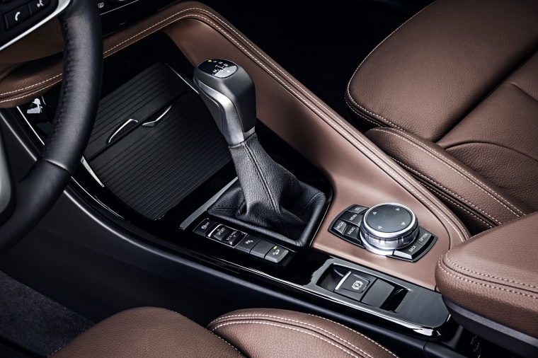 Picture of a 2019 BMW X1 xDrive28i's Gear Lever