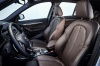 Picture of a 2019 BMW X1 xDrive28i's Front Seats in Mocha