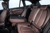 Picture of a 2019 BMW X1 xDrive28i's Rear Seats Folded in Mocha
