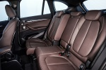 Picture of a 2019 BMW X1 xDrive28i's Rear Seats in Mocha