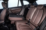 2019 BMW X1 xDrive28i Rear Seats Folded in Mocha