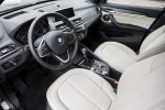 2019 BMW X1 xDrive28i Interior in Oyster