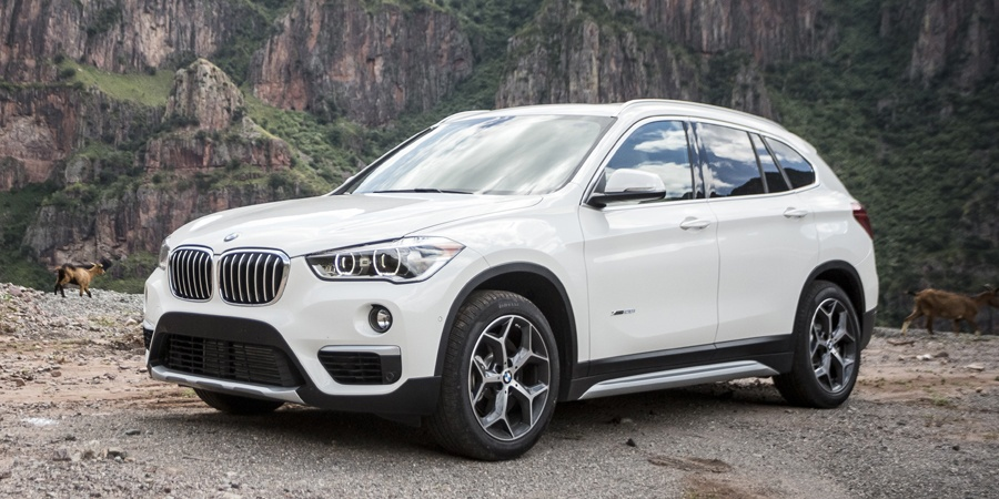 Research the 2019 BMW X1